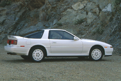 GALLERY: The Toyota Supra – from 1978 to 2002 Image #190741