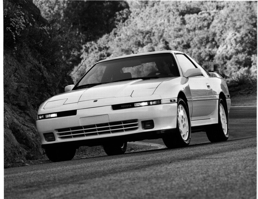 GALLERY: The Toyota Supra – from 1978 to 2002 Image #190742