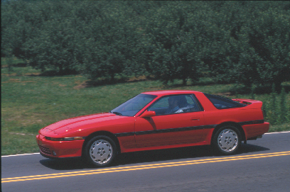 GALLERY: The Toyota Supra – from 1978 to 2002 Image #190743