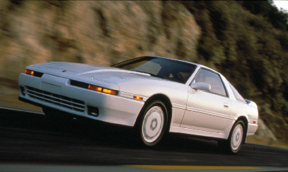 GALLERY: The Toyota Supra – from 1978 to 2002 Image #190745