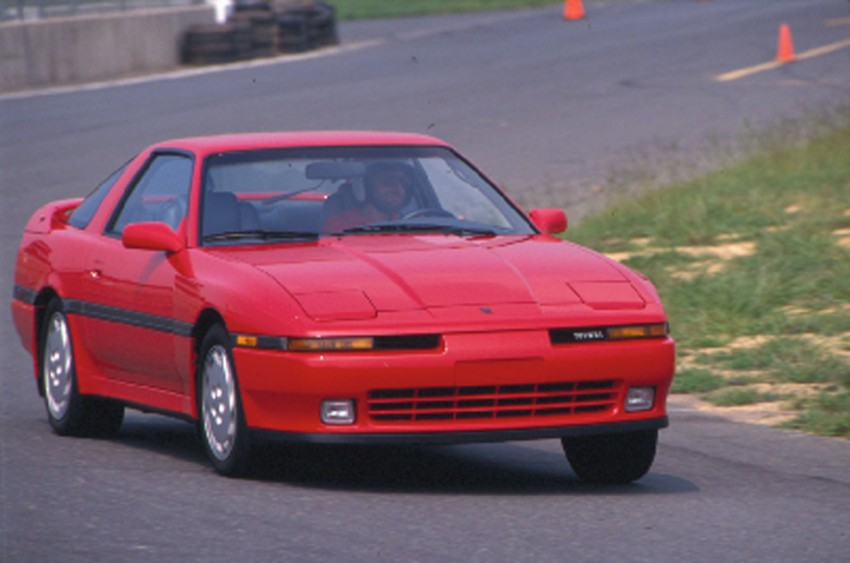 GALLERY: The Toyota Supra – from 1978 to 2002 Image #190746
