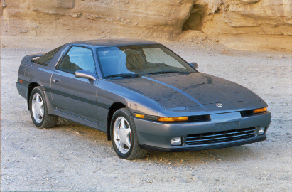 GALLERY: The Toyota Supra – from 1978 to 2002 Image #190747