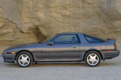 GALLERY: The Toyota Supra – from 1978 to 2002 Image #190749