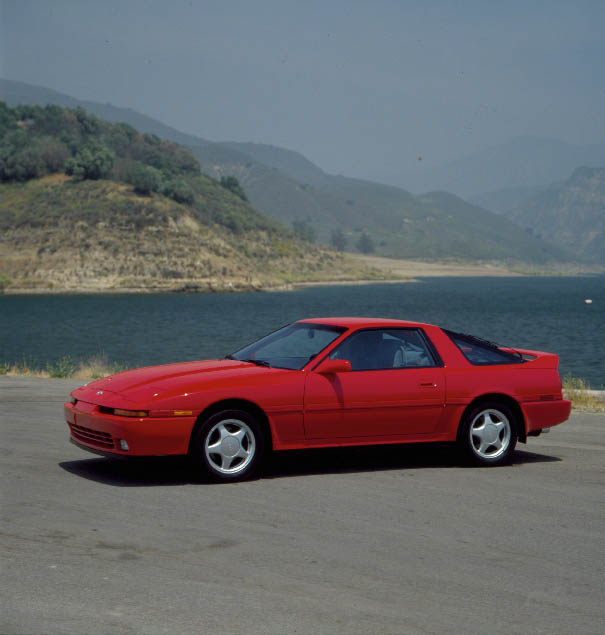 GALLERY: The Toyota Supra – from 1978 to 2002 Image #190753
