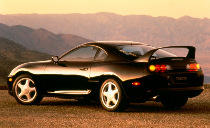 GALLERY: The Toyota Supra – from 1978 to 2002 Image #190755