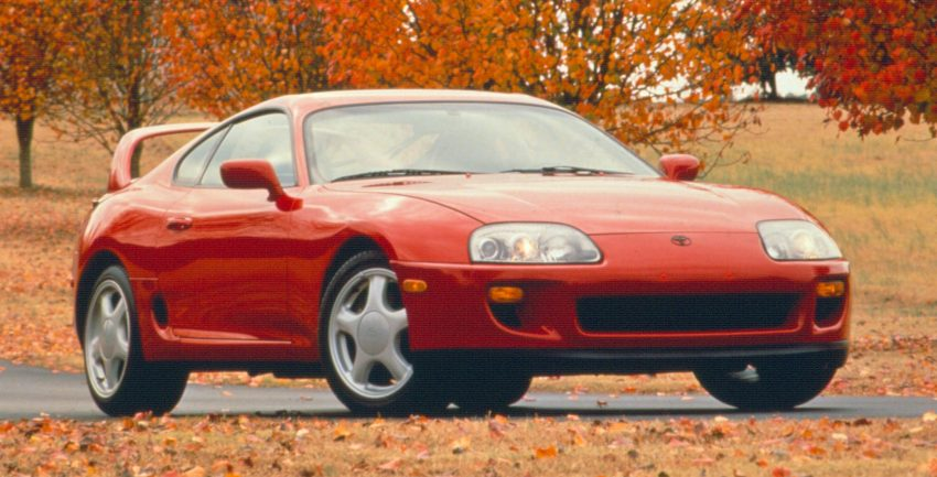 GALLERY: The Toyota Supra – from 1978 to 2002 Image #190754