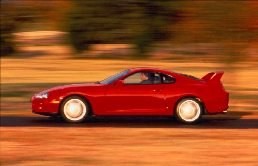 GALLERY: The Toyota Supra – from 1978 to 2002 Image #190756