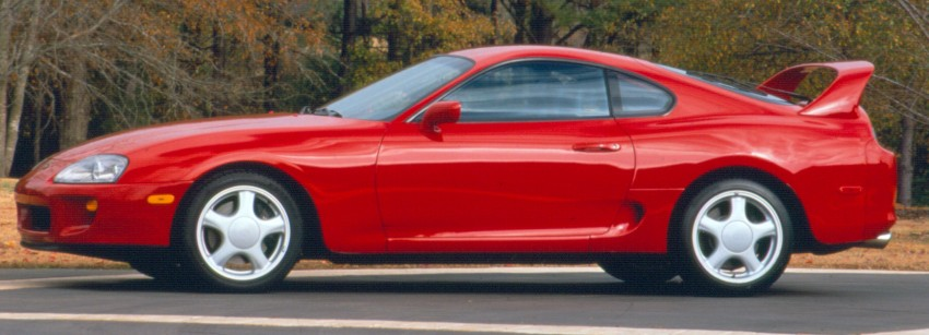 GALLERY: The Toyota Supra – from 1978 to 2002 Image #190757