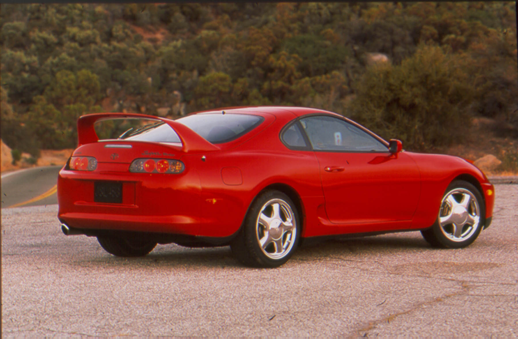 Gallery The Toyota Supra From 1978 To 2002 Image 190758