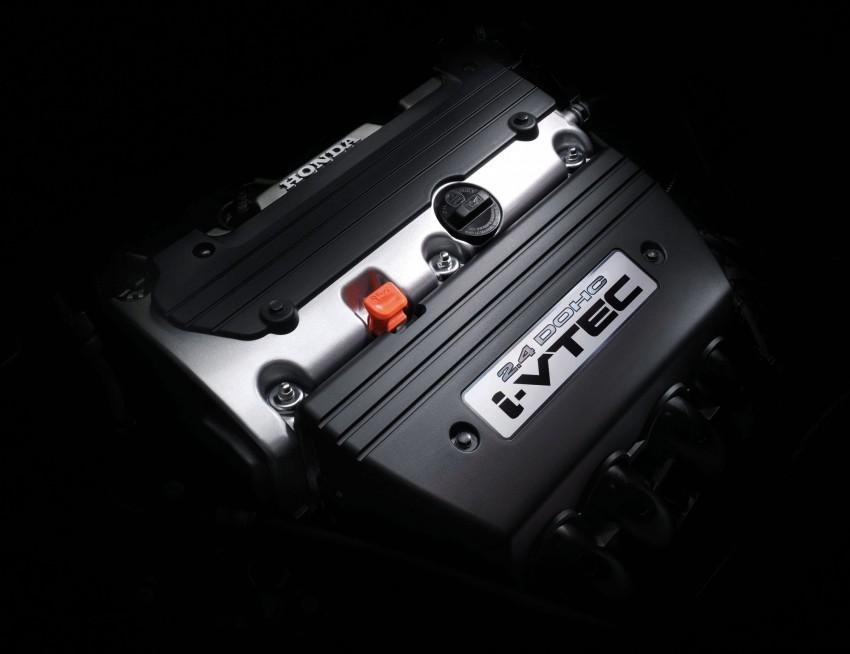 Honda CR-V 2.4L introduced – 190 hp, RM169,800 Image #184481
