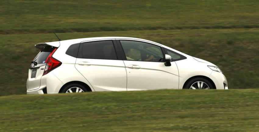 Third-gen Honda Jazz debuts; first details and pictures Image #188381