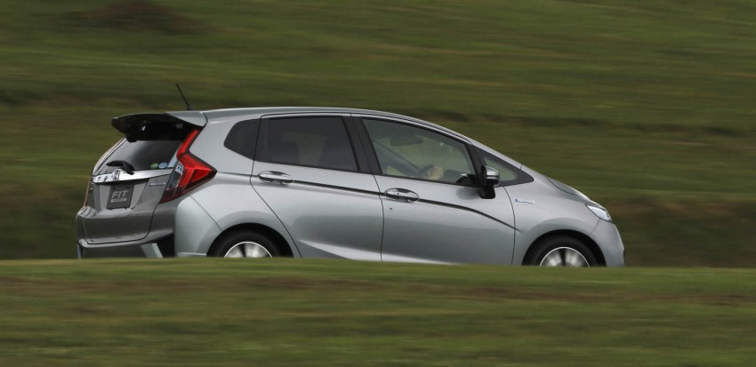 Third-gen Honda Jazz debuts; first details and pictures Image #188367
