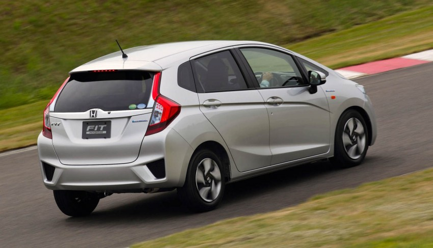 Third-gen Honda Jazz debuts; first details and pictures Image #188366