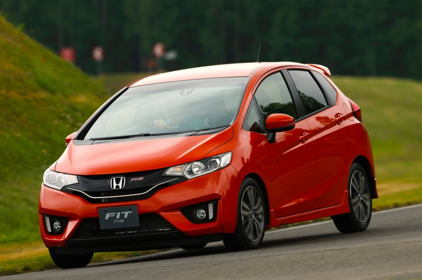 Third-gen Honda Jazz debuts; first details and pictures Image #188510