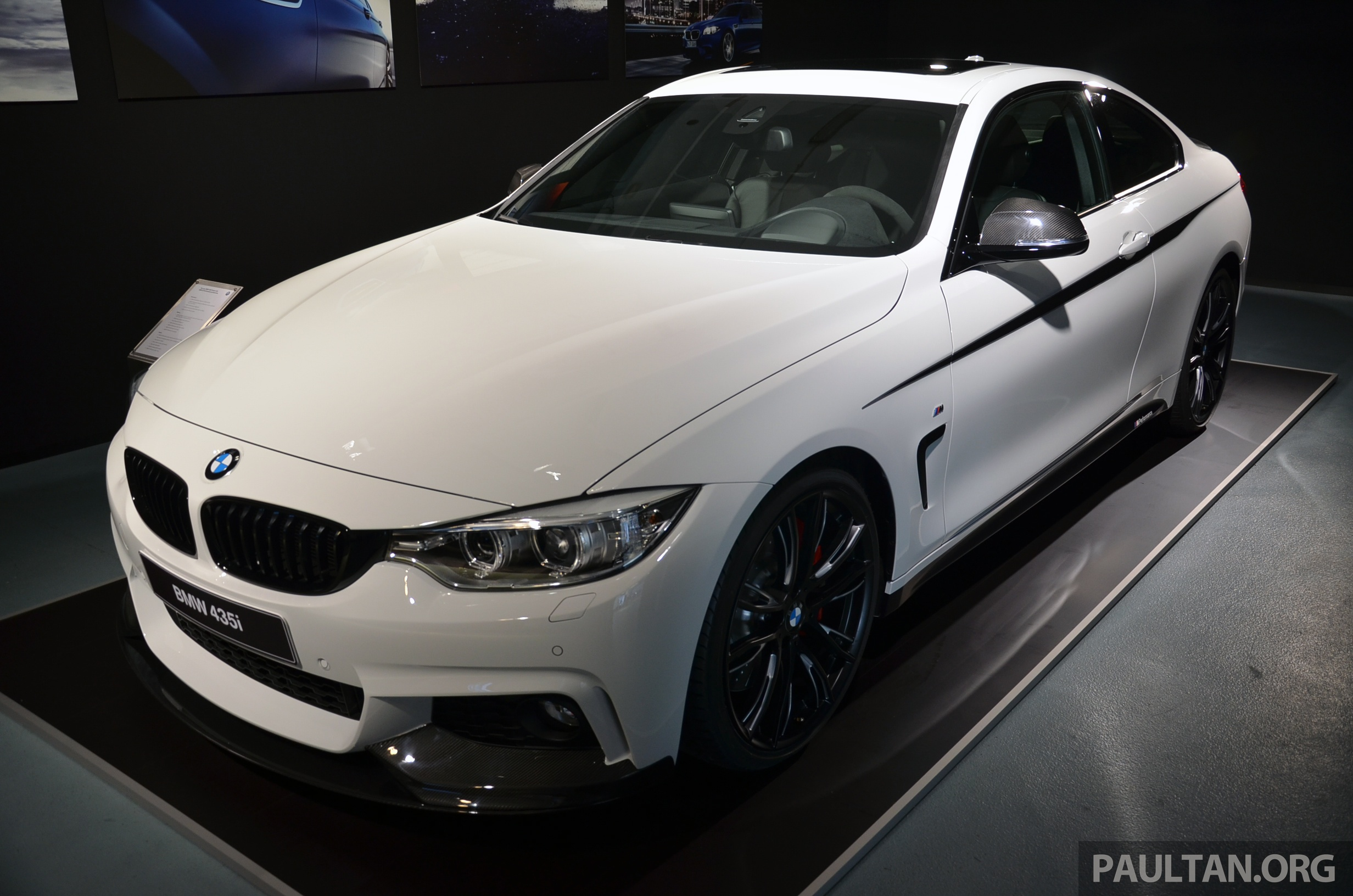 gallery bmw 4 series with m performance package image 189944. Black Bedroom Furniture Sets. Home Design Ideas