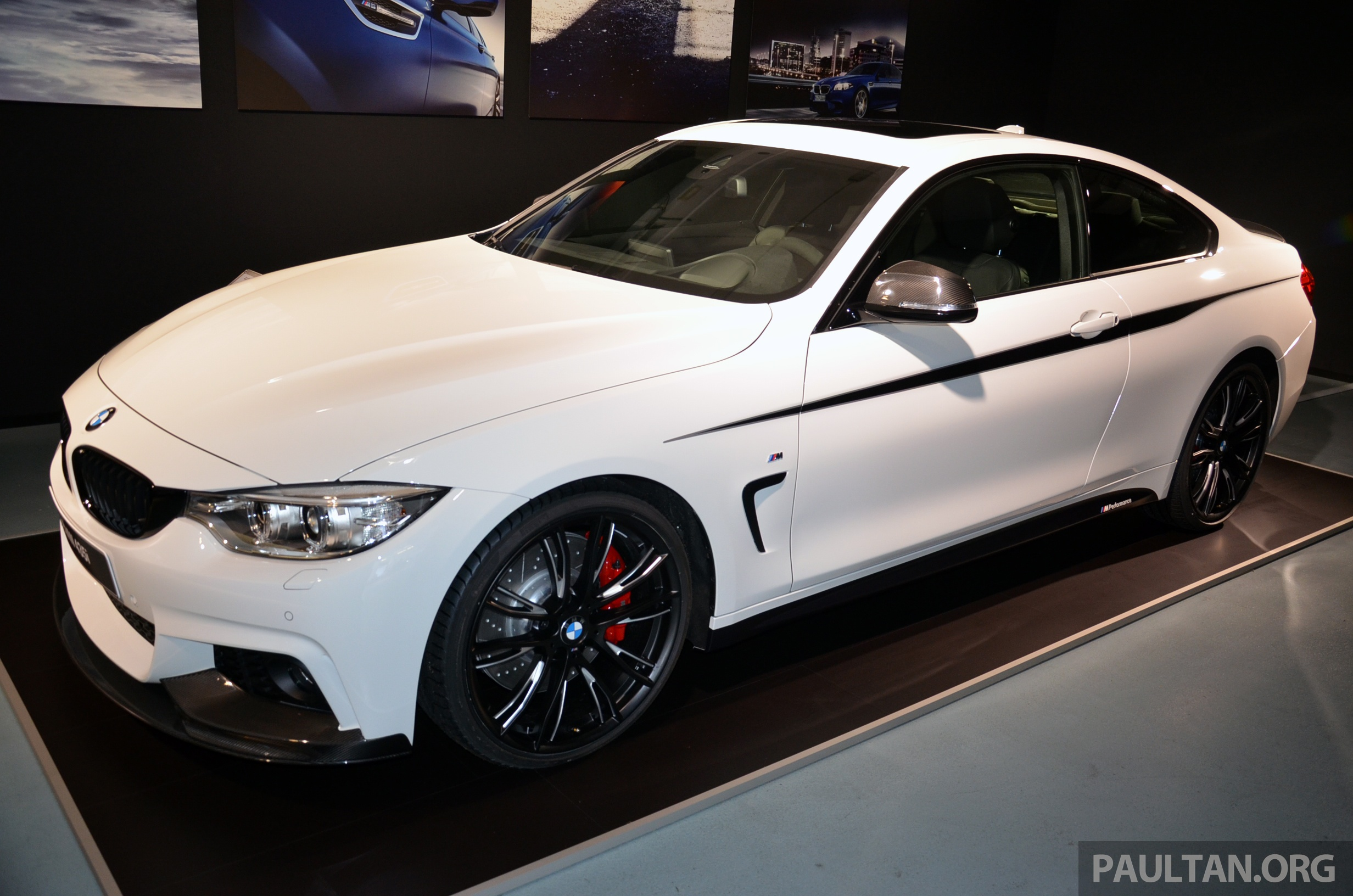 Bmw I Series >> GALLERY: BMW 4 Series with M Performance package Paul Tan - Image 189953