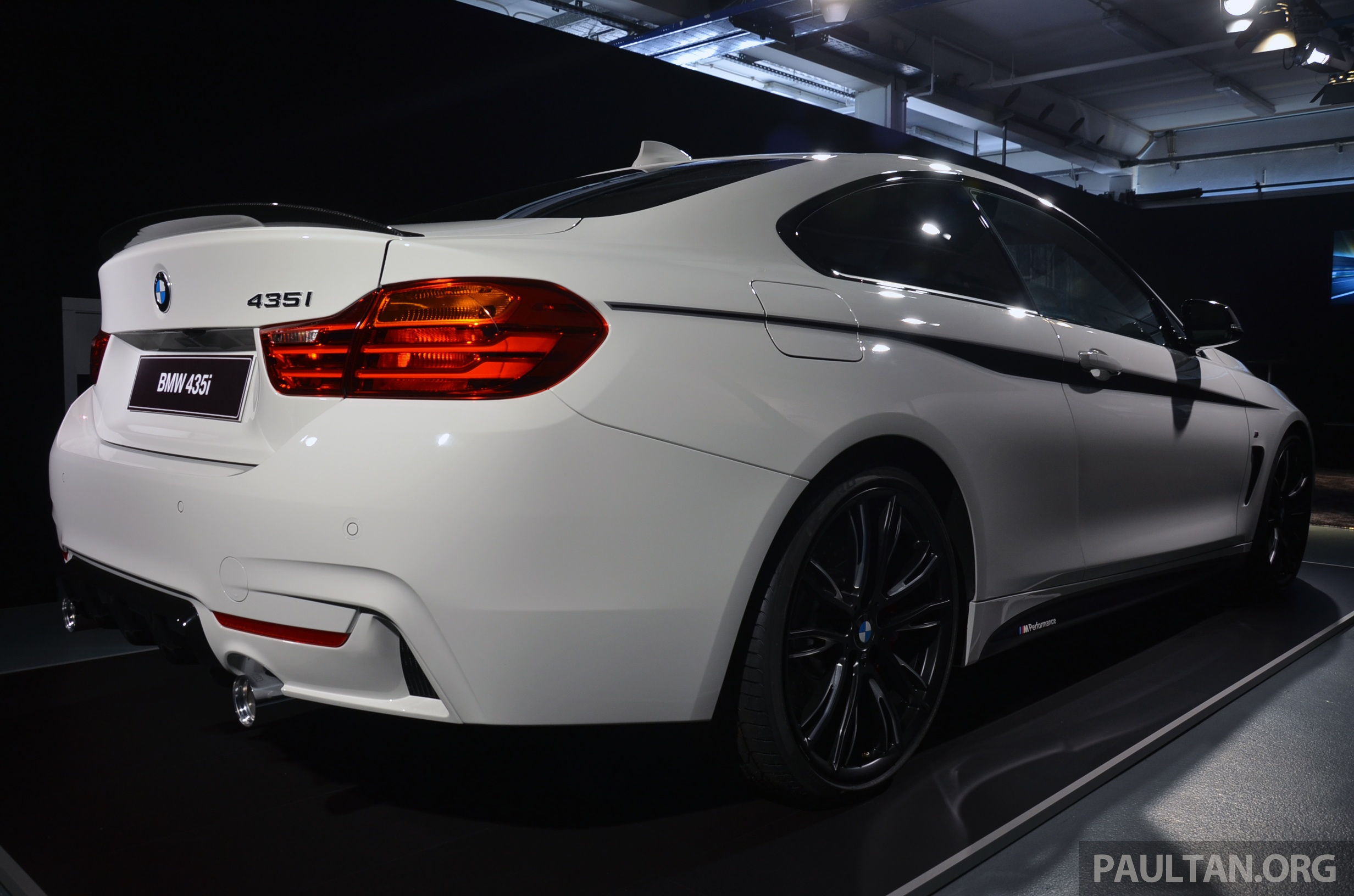 GALLERY: BMW 4 Series with M Performance package Paul Tan ...