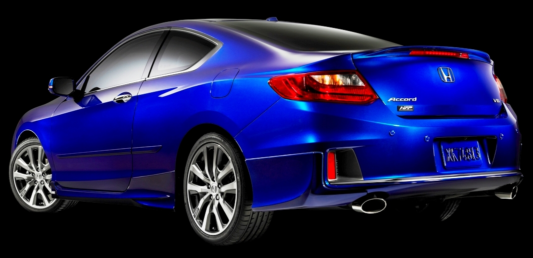 Honda Accord Coupe V6 gets Honda Factory Performance package