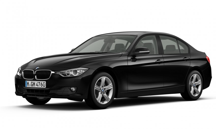 F30 BMW 316i introduced in Malaysia – RM209,800 Image #185100