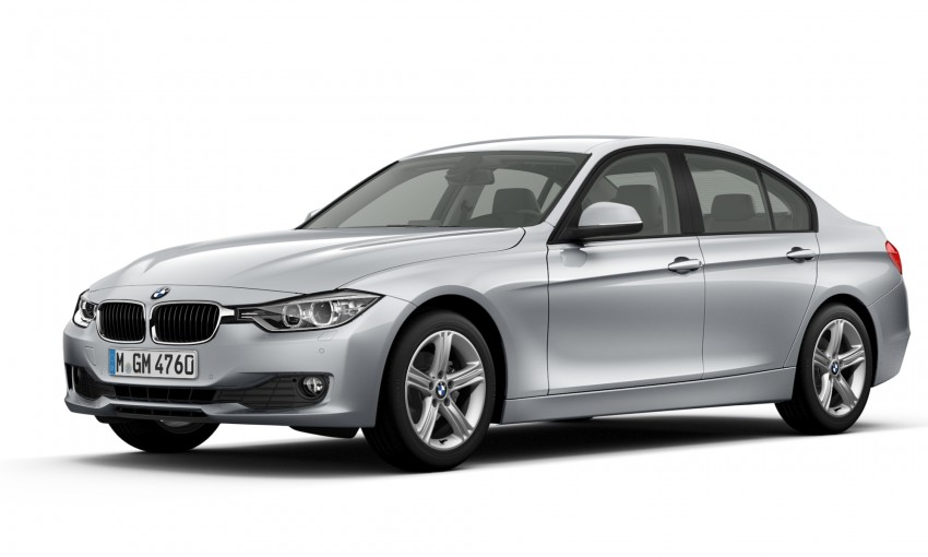 F30 BMW 316i introduced in Malaysia – RM209,800 Image #185101