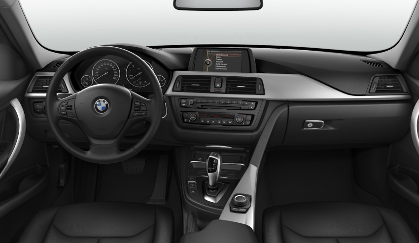 F30 BMW 316i introduced in Malaysia – RM209,800 Image #184706