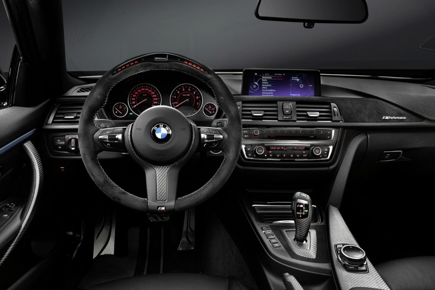 BMW 4 Series M Performance previews upcoming M4 Image #188594