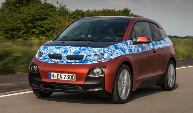 Bmw I3 Electric To Go On Sale In Singapore Mid 2014
