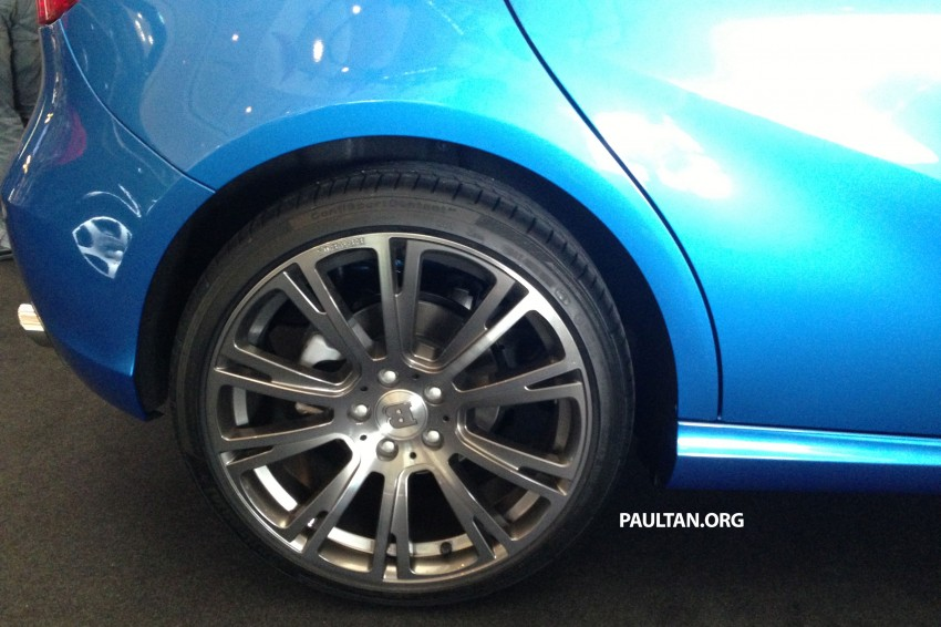 Brabus A-Class now available – A200 for RM218,888 Image #185619