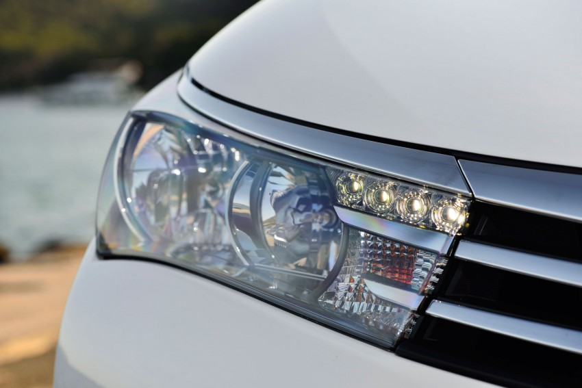 2014 Toyota Corolla – European production starts in Turkey, new batch of images released Image #185797