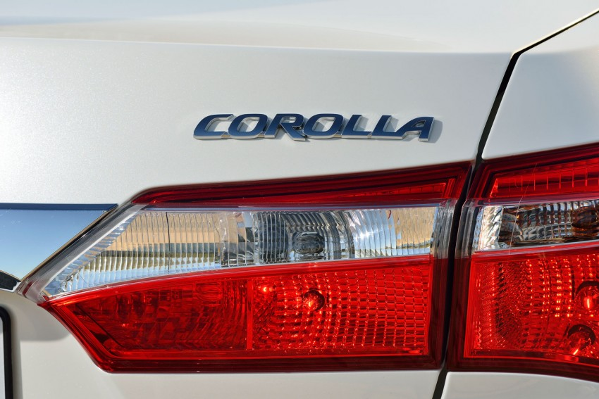 2014 Toyota Corolla – European production starts in Turkey, new batch of images released Image #185799