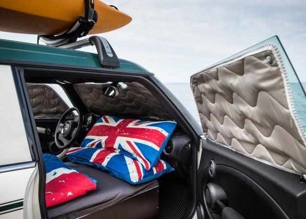 Mini Clubvan Camper A Cozy Little Home On Wheels