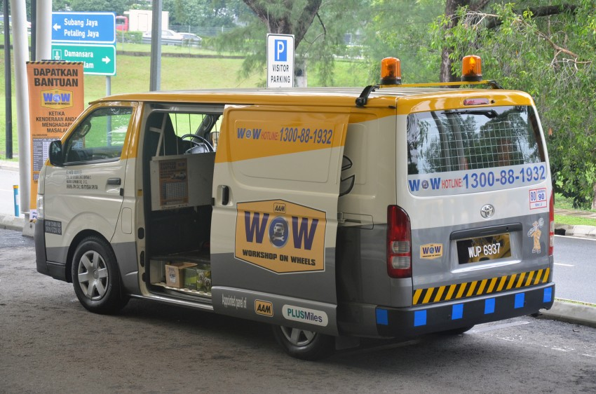 PLUS Workshop on Wheels – protecting highway users from unscrupulous tow trucks and workshops Image #188700