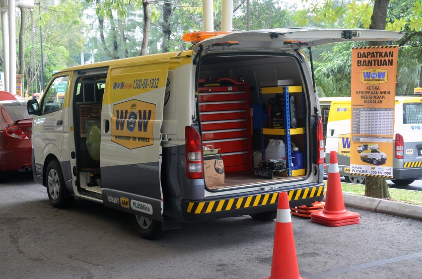PLUS Workshop on Wheels – protecting highway users from unscrupulous tow trucks and workshops Image #188701