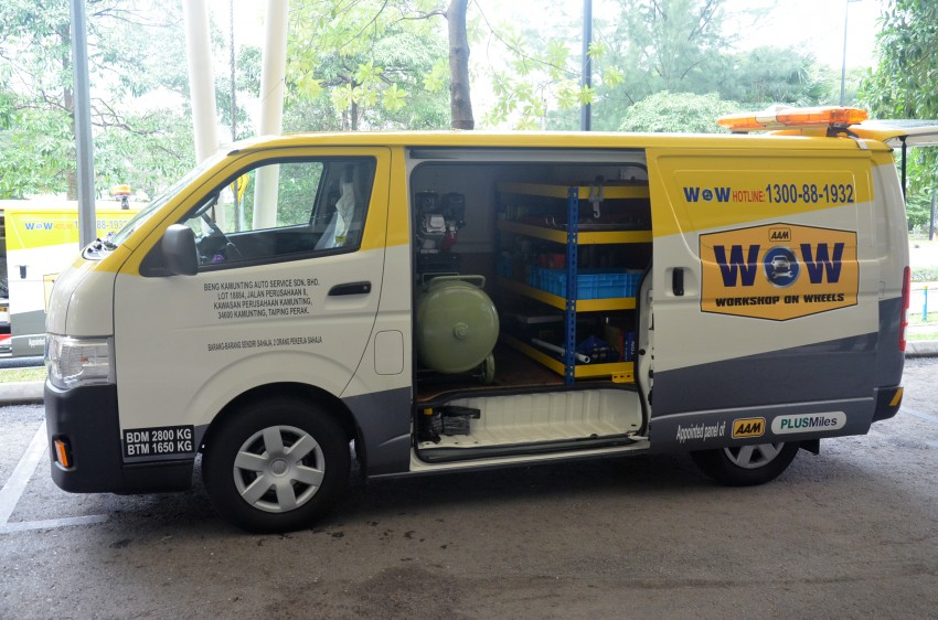 PLUS Workshop on Wheels – protecting highway users from unscrupulous tow trucks and workshops Image #188703