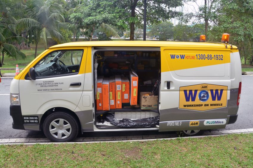 PLUS Workshop on Wheels – protecting highway users from unscrupulous tow trucks and workshops Image #188709