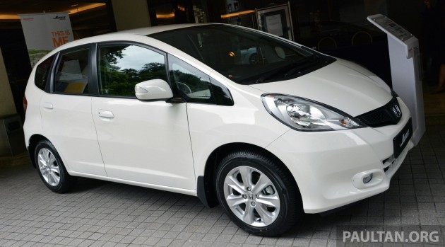 ac7484062ecfd Honda Jazz CKD 1.5L launched - cheapest Honda in Malaysia at RM75k