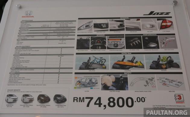 Honda Jazz Petrol CKD 19