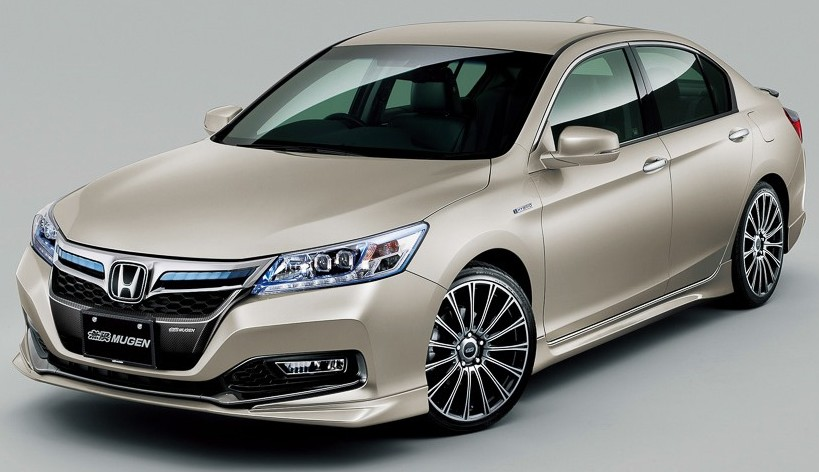 Honda Accord Hybrid Gets The Mugen Treatment Image 185743
