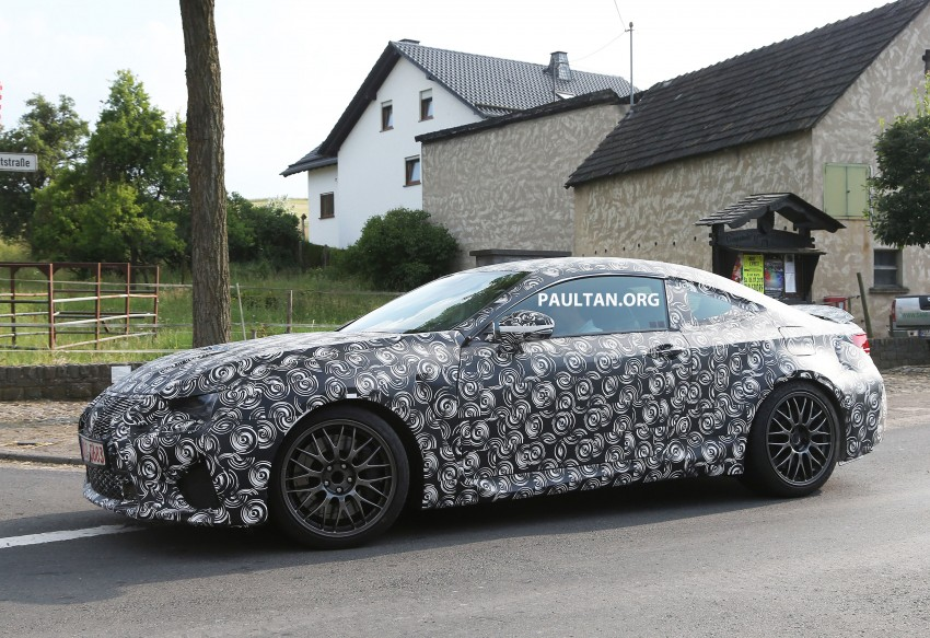 SPYSHOTS: Lexus IS-F Coupe testing in Germany Image #187610