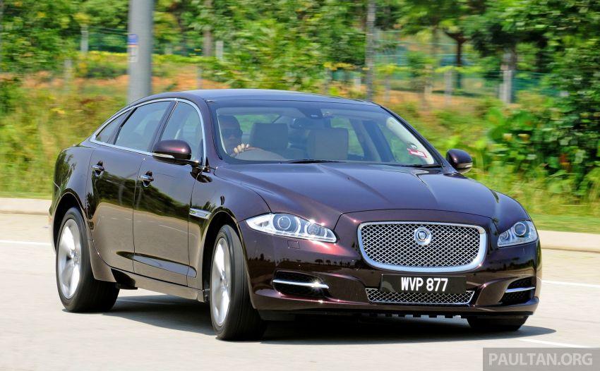 Jaguar plans all-aluminium entry-level models for 2015 Image #189152