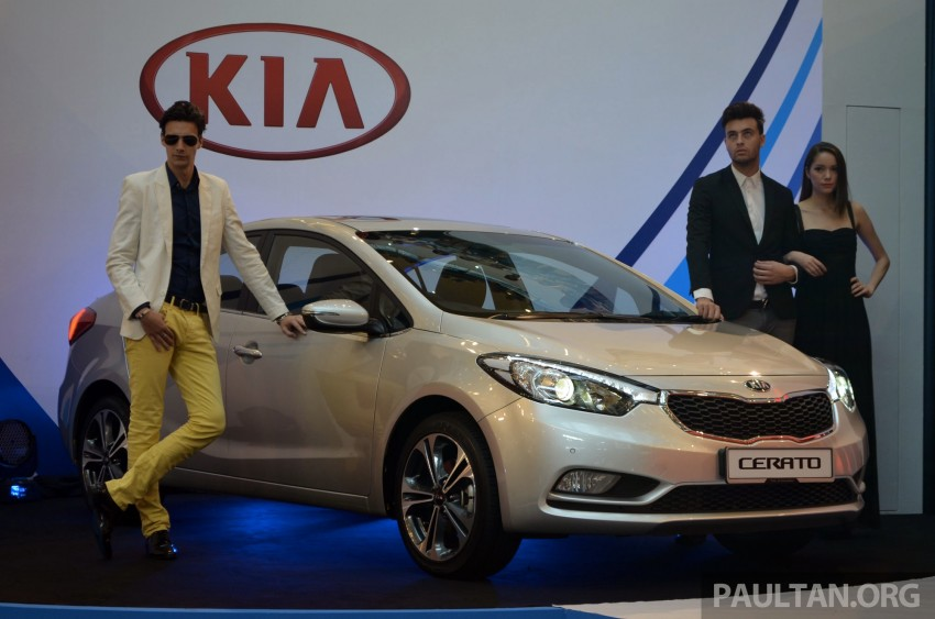 Kia Cerato launched – 1.6 RM99,888, 2.0 RM118,888 Image #184582