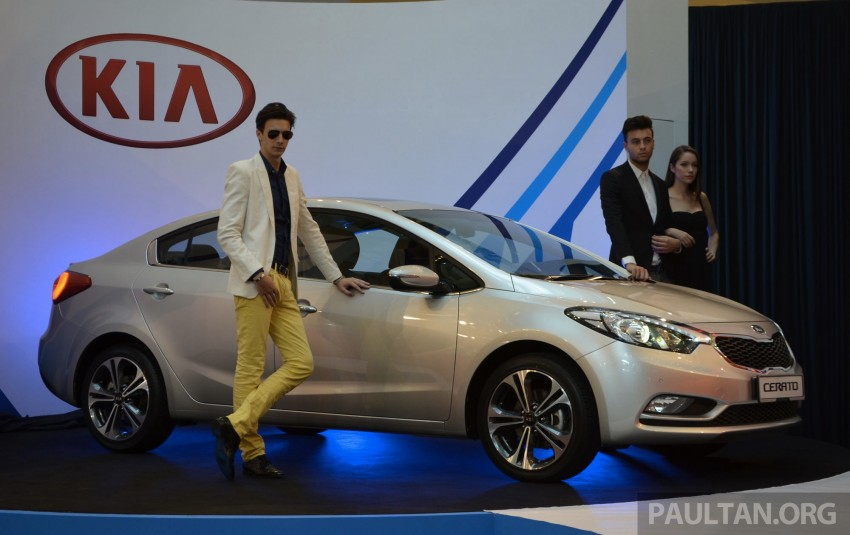 Kia Cerato launched – 1.6 RM99,888, 2.0 RM118,888 Image #184583