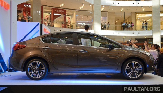 Kia Cerato launch-21