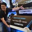 Kia Cerato launch-23