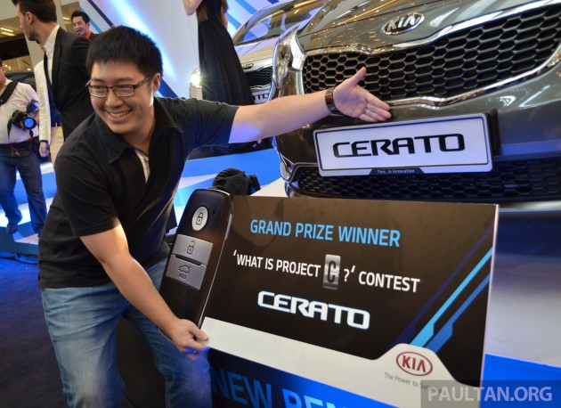 Kia Cerato launch-23