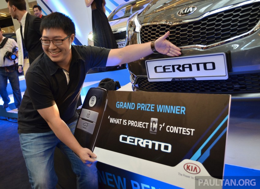 Kia Cerato launched – 1.6 RM99,888, 2.0 RM118,888 Image #184604