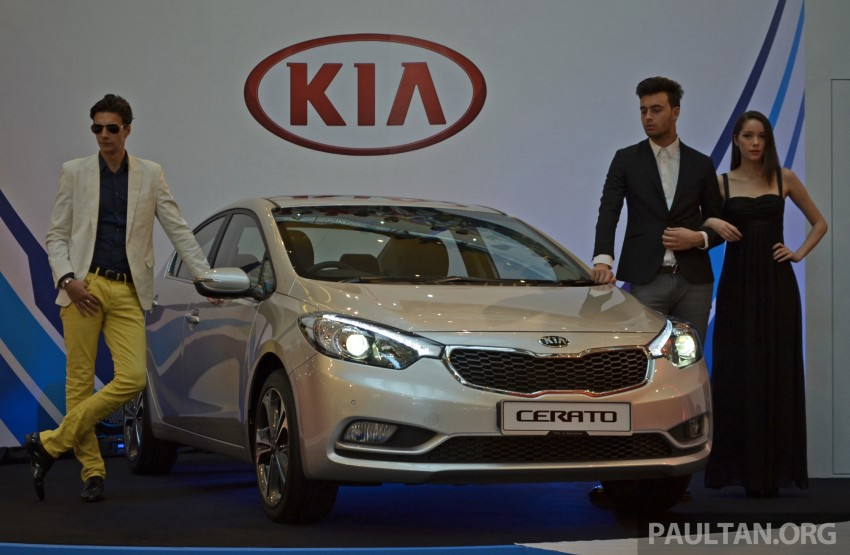 Kia Cerato launched – 1.6 RM99,888, 2.0 RM118,888 Image #184584