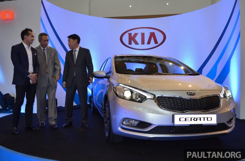 Kia Cerato launched – 1.6 RM99,888, 2.0 RM118,888 Image #184585