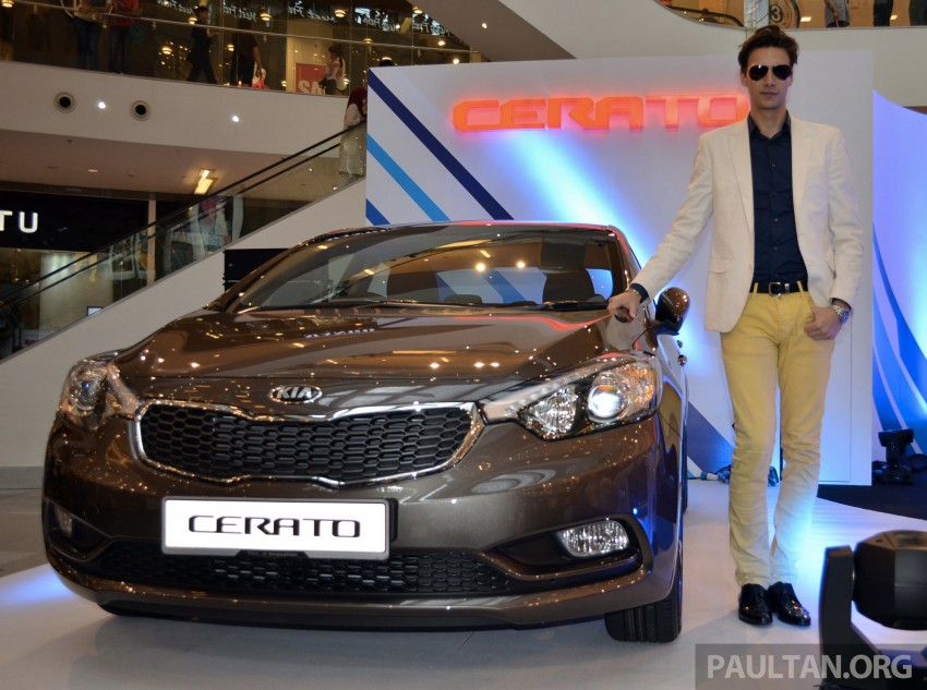 Kia Cerato launched – 1.6 RM99,888, 2.0 RM118,888 Image #184587