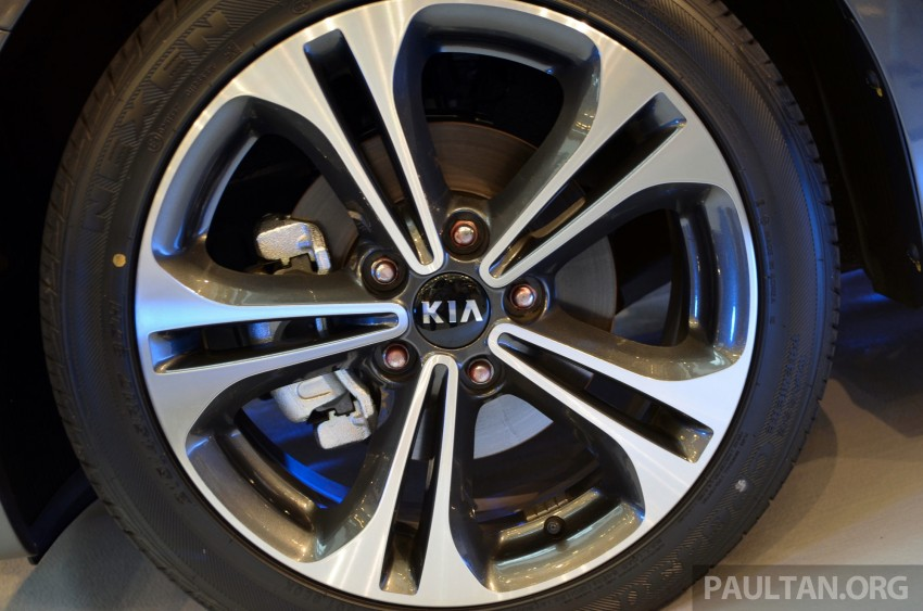 Kia Cerato launched – 1.6 RM99,888, 2.0 RM118,888 Image #184588